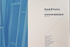 Katalog kolekcji Rafała Olesińskiego 2009/2015
