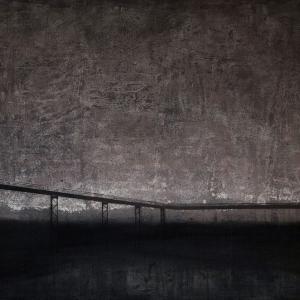 "Joanna Pałys, obraz z cyklu ""Nokturny"", akryl na płótnie, 90 x 110cm, 2006"