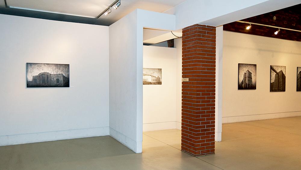 """""""Kontrapunkt"""", Galeria Konduktorownia, Częstochowa 2016"""